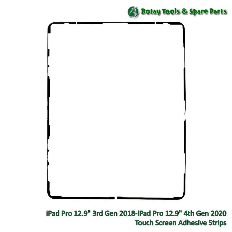 "iPad Pro 12.9"" 3rd Gen 2018-iPad Pro 12.9"" 4th Gen 2020 Touch Screen Adhesive Strips"
