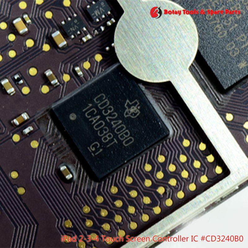 iPad 2-3-4 Touch Screen Controller IC #121 pins #U3003 # #CD3240B0