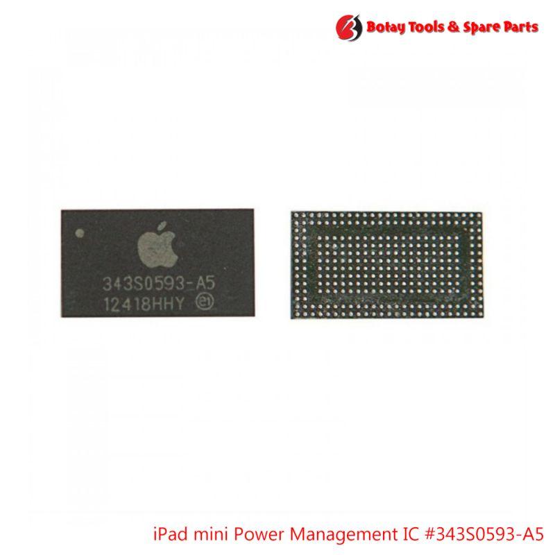 iPad mini 1 Power Management IC #292 pins #U8100 # #343S0593-A5