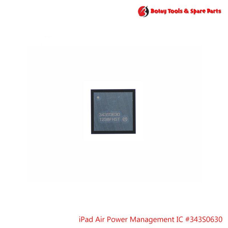 iPad Air 1-iPad mini 2 Power Management IC #322 pins #U8100 # #343S0630