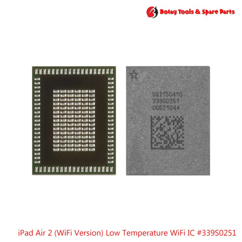 iPad Air 2 (WiFi Version) Low Temperature WiFi IC #170 pins #U7500 # #339S0251