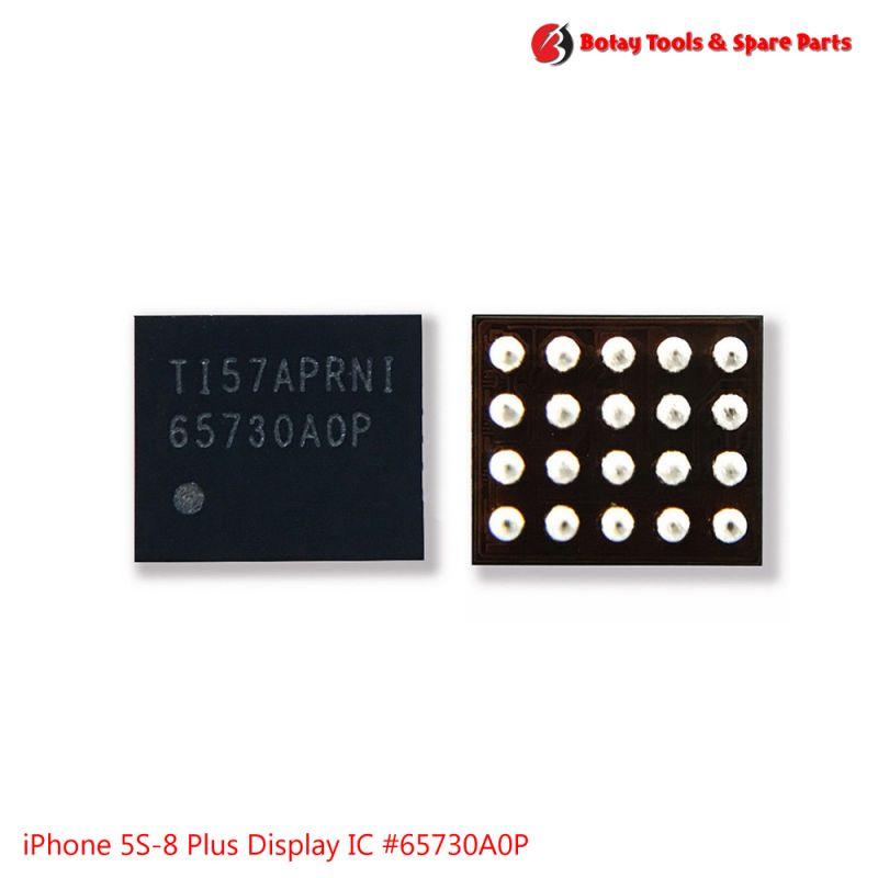 iPhone 5S-8 Plus Display PMU IC #20 pins #U3-U1501-U4000-U3703-U5600 #65730A0P