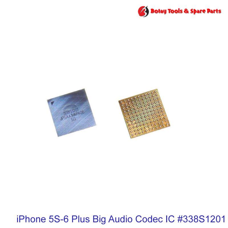 iPhone 5S-6 Plus Big Audio Codec IC #121 pins#U21-U0900 #CS42L67-CWZR-A1 #338S1201