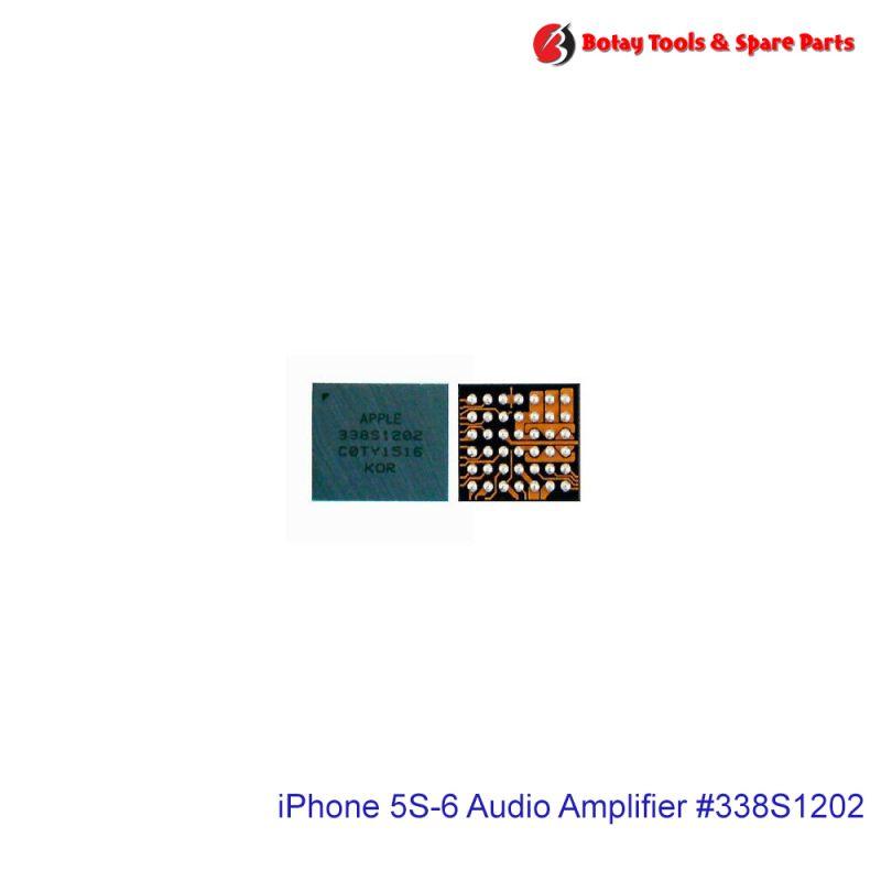 iPhone 5S-5C-6-6 Plus Small Audio Power Amplifier IC #42 pins #U22-U1601 #CS35L19B-XWZR #338S1202