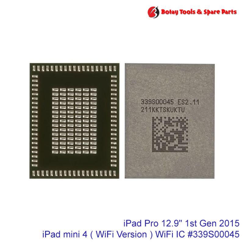 """iPad Pro 12.9"""" 1st Gen 2015-iPad mini 4 ( WiFi Version ) WiFi IC #170 pins # # #339S00045"""