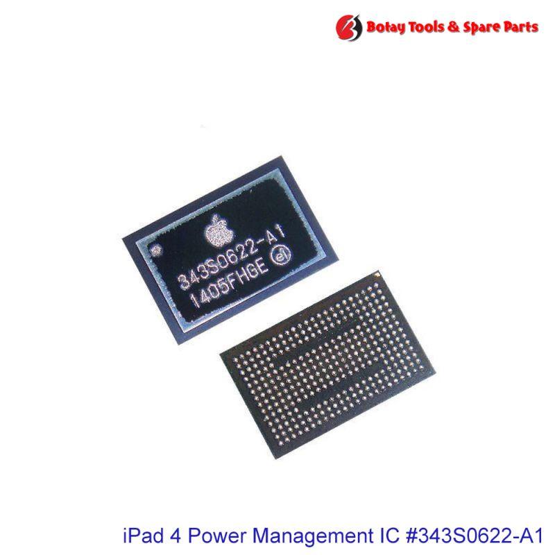iPad 4 Power Management IC #296 pins #U8100#343S0622-A1