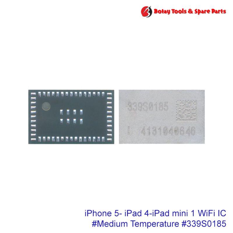 iPhone 5- iPad 4-iPad mini 1 WiFi IC #Medium Temperature#60 pins #U47001_WIFI #U6101_RF #U1801_RF #339S0185