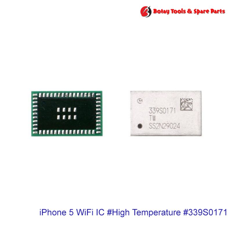 iPhone 5 WiFi IC #High Temperature #60 pins #U1801_RF #LBEE5ZHTWC501 #339S0171