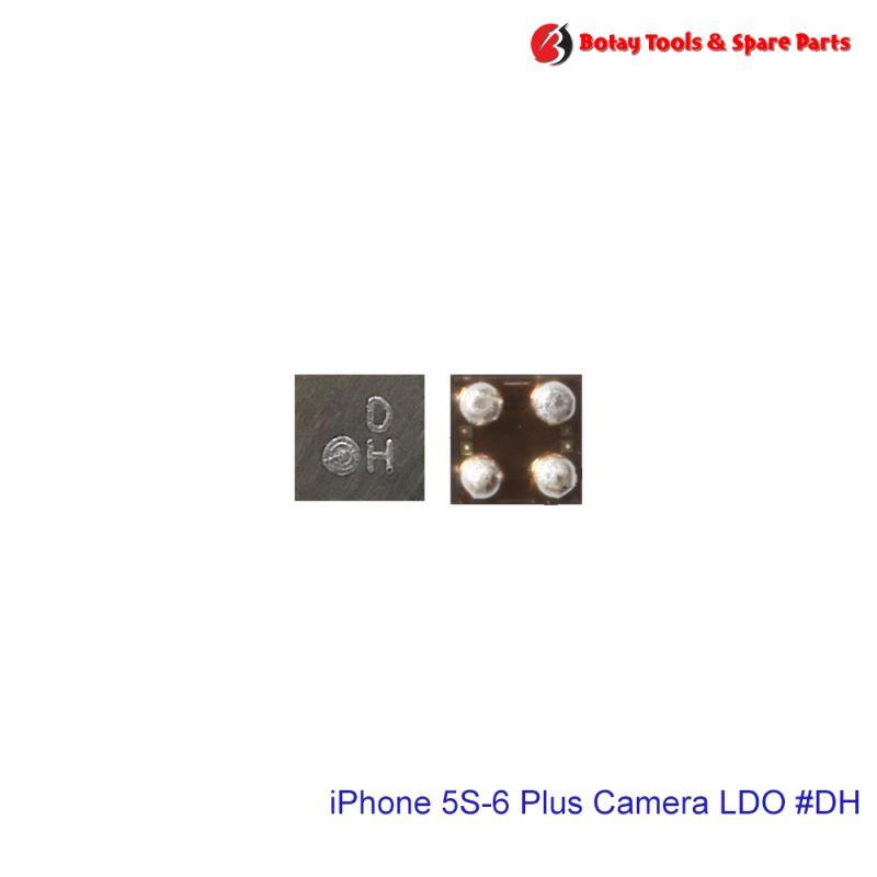 iPhone 5S-6-6 Plus-7-7 Plus Camera LDO #4 pins #U210-U2301-U2501 #LP5907UVX2.925-S #DH