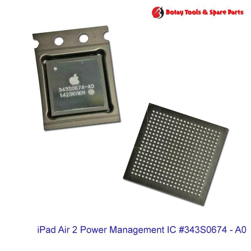 iPad Air 2 Power Management IC #380 pins #U8100 # #343S0674-A0
