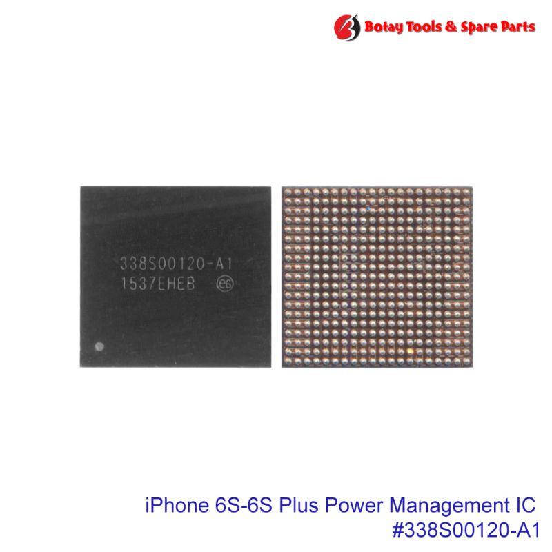 iPhone 6S-6S Plus Power Management IC #380 pins #U2000 #D2255A080UXUVA12 #338S00120-A1