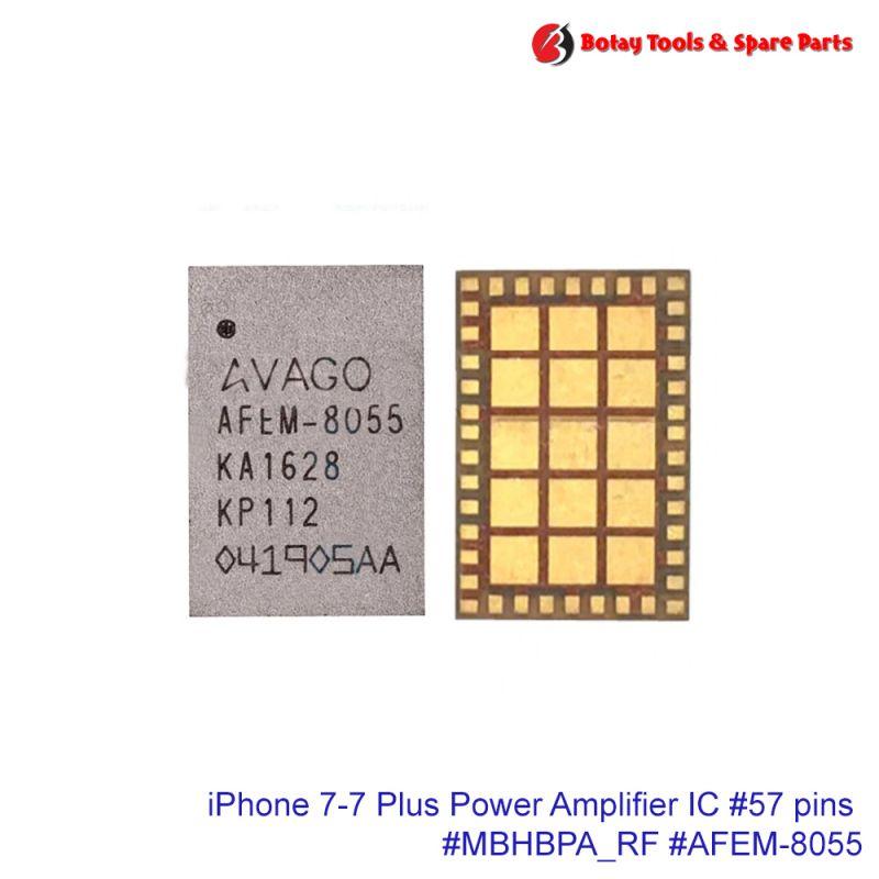 iPhone 7-7 Plus Power Amplifier IC #57 pins #MBHBPA_RF#  #AFEM-8055