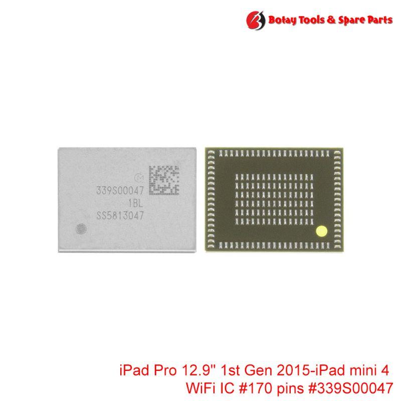 """iPad Pro 12.9"""" 1st Gen 2015-iPad mini 4 WiFi IC #170 pins # # #339S00047"""