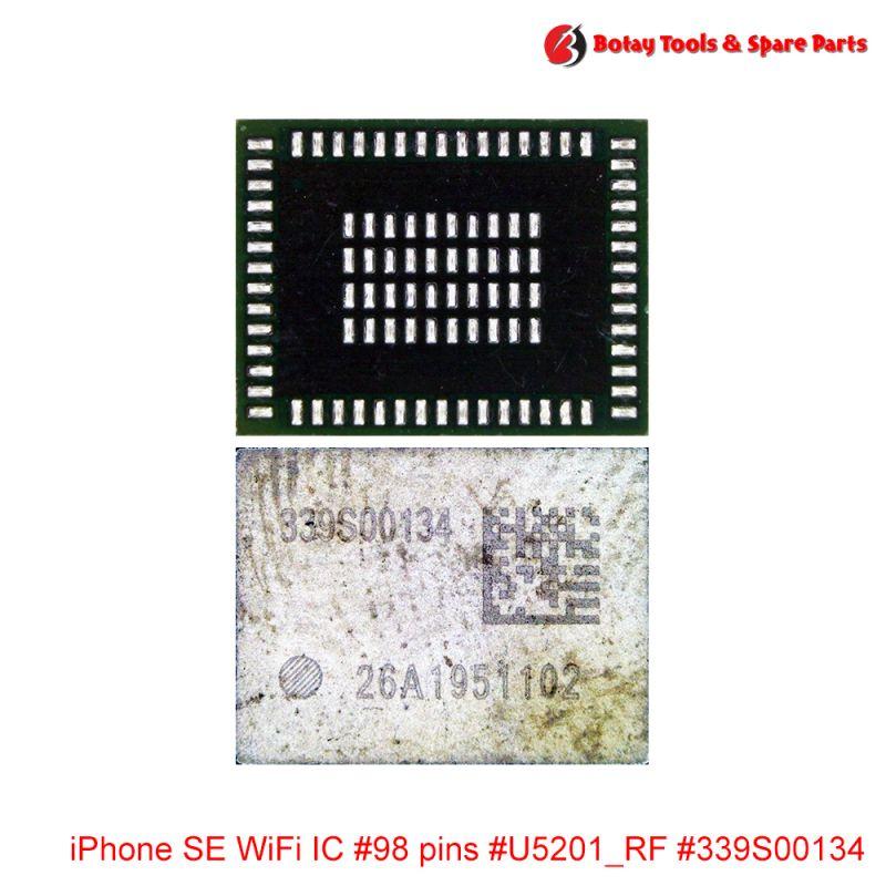 iPhone SE WiFi IC #98 pins #U5201_RF # #339S00134