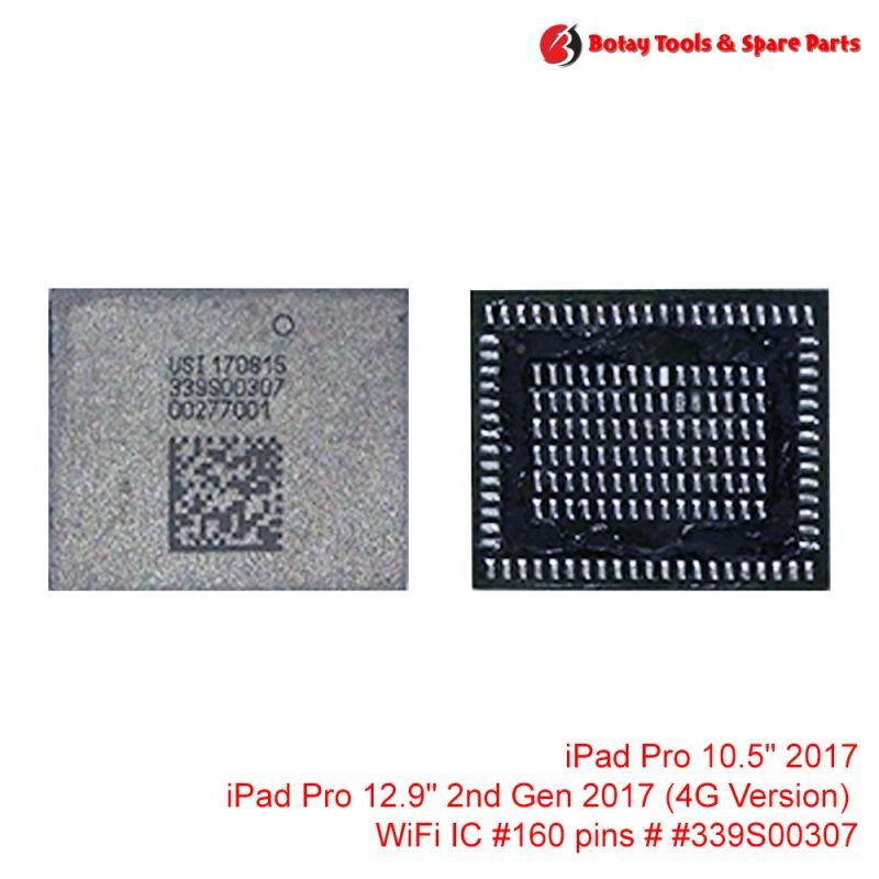 """iPad Pro 10.5"""" 2017-iPad Pro 12.9"""" 2nd Gen 2017 (4G Version) WiFi IC #160 pins # # #339S00307"""