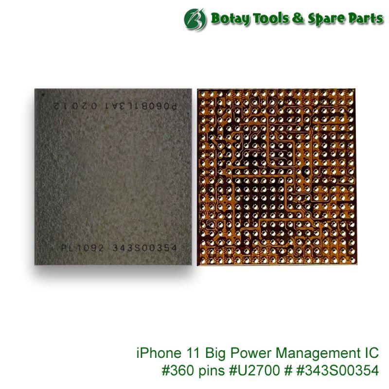 iPhone 11 Big Power Management IC #360 pins #U2700 # #343S00354