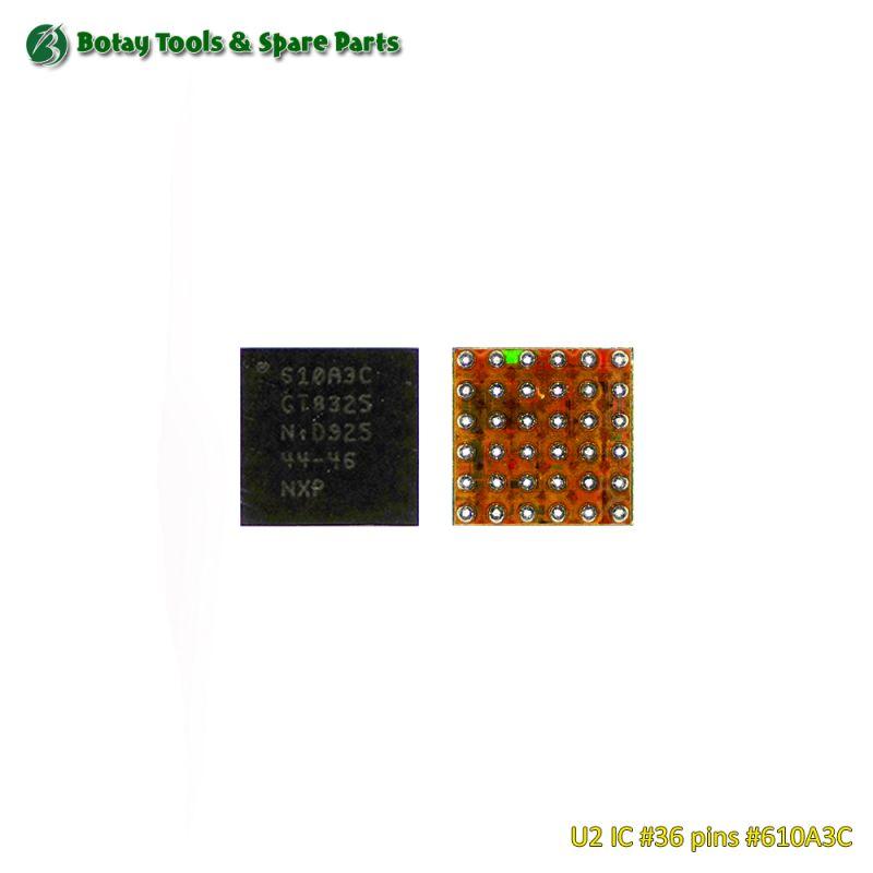 U2 IC #36 pins #610A3C