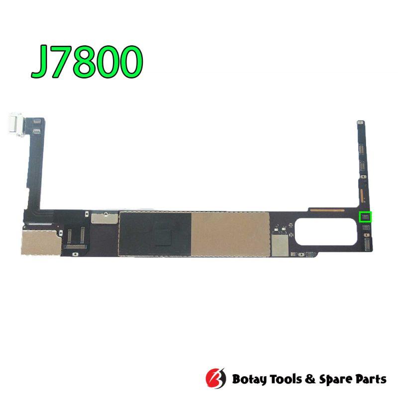 iPad Air 2 WiFi Antenna FPC Connector Por Onboard #10 pins #J7800