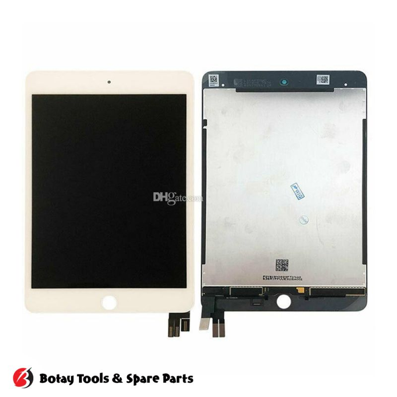 iPad mini 5 LCD Display and Touch Screen Digitizer Assembly - Assembled - White