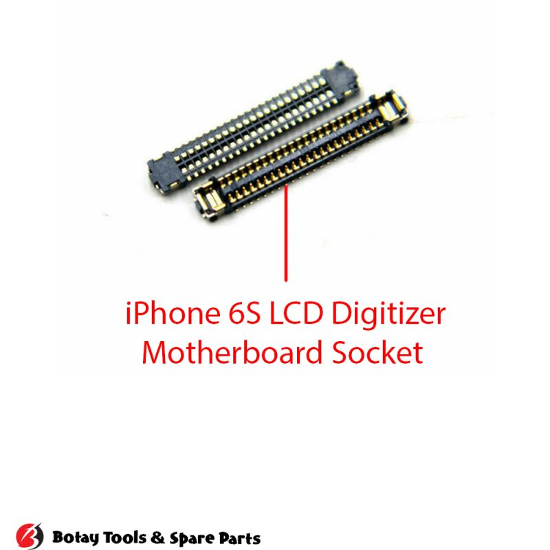 iPhone 6S LCD FPC Connector Port Onboard #48 pins #J4200