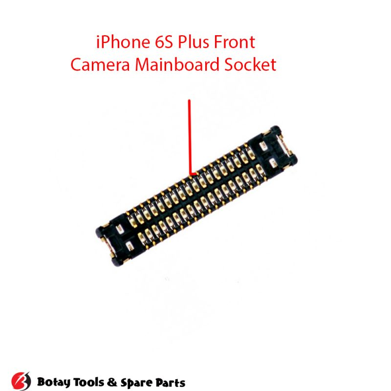 iPhone 6S Plus Front Camera FPC Connector Port Onboard #42 pins #J3100 #AA22L