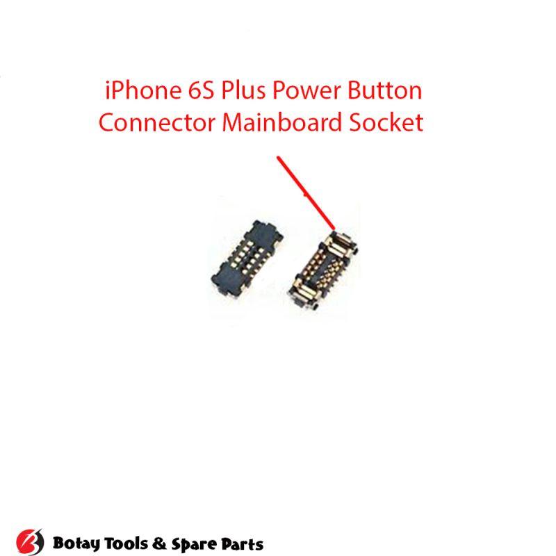 iPhone 6S Plus Power Button FPC Connector port Onboard #14 pins #J4700 #BM28P0.6-10DS-0.35V