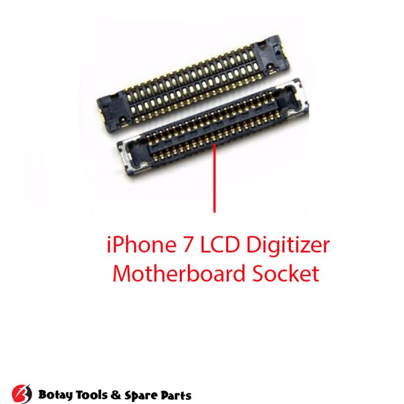 iPhone 7 LCD FPC Connector Port Onboard #46 pins #J4502