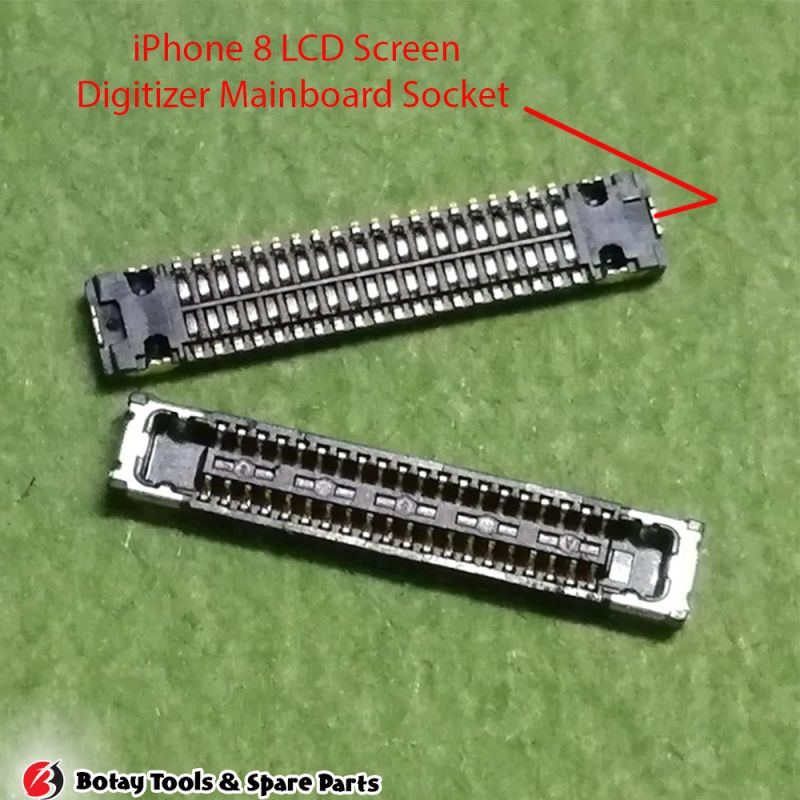iPhone 8 LCD FPC Connector Port Onboard #46 pins #J5700