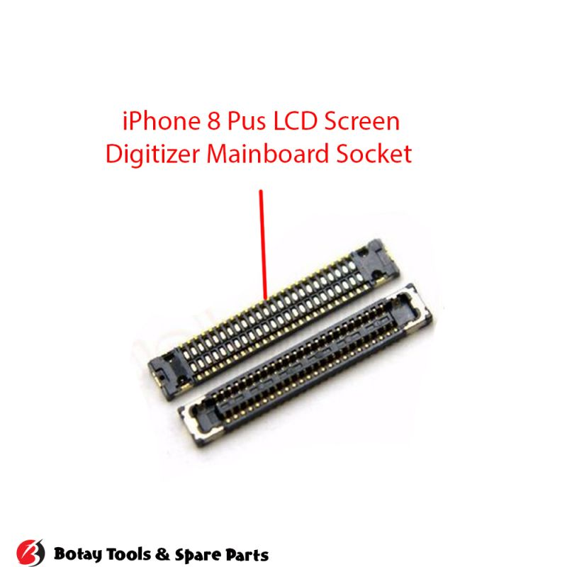 iPhone 8 Plus LCD FPC Connector Port Onboard #54 pins #J5700