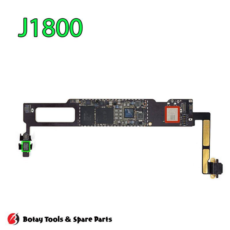 iPad mini 2 Audio Jack FPC Connector port Onboard #20 pins #J1800