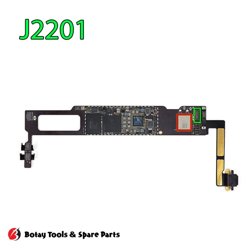 iPad mini 2 LCD FPC Connector Port Onboard #36 pins #J2201