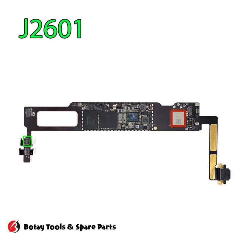 iPad mini 2 Front Camera FPC Connector Port Onboard #22 pins #J2601