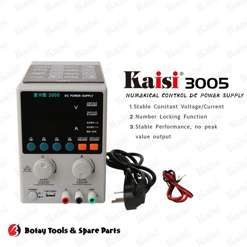 Kaisi K-3005 CNC DC Power Supply