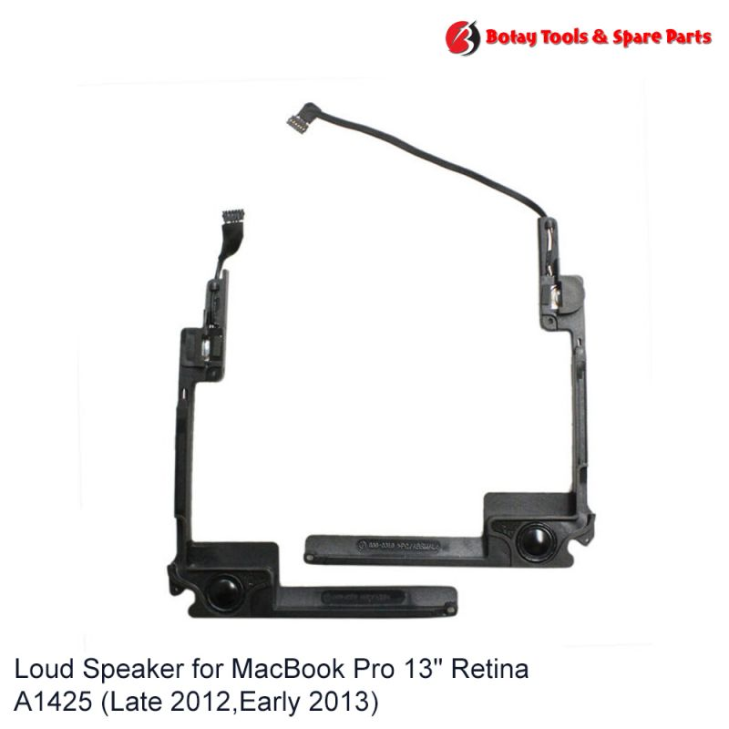 Loud Speaker for MacBook Pro 13 Retina A1425 (Late 2012,Early 2013)