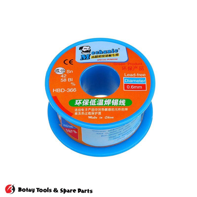 Mechanic HBD-366 0.3mm Solder Wire (40g)