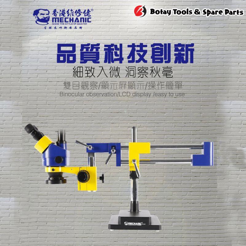 Mechanic MC75T-L2 Trinocular Stereo Microscope