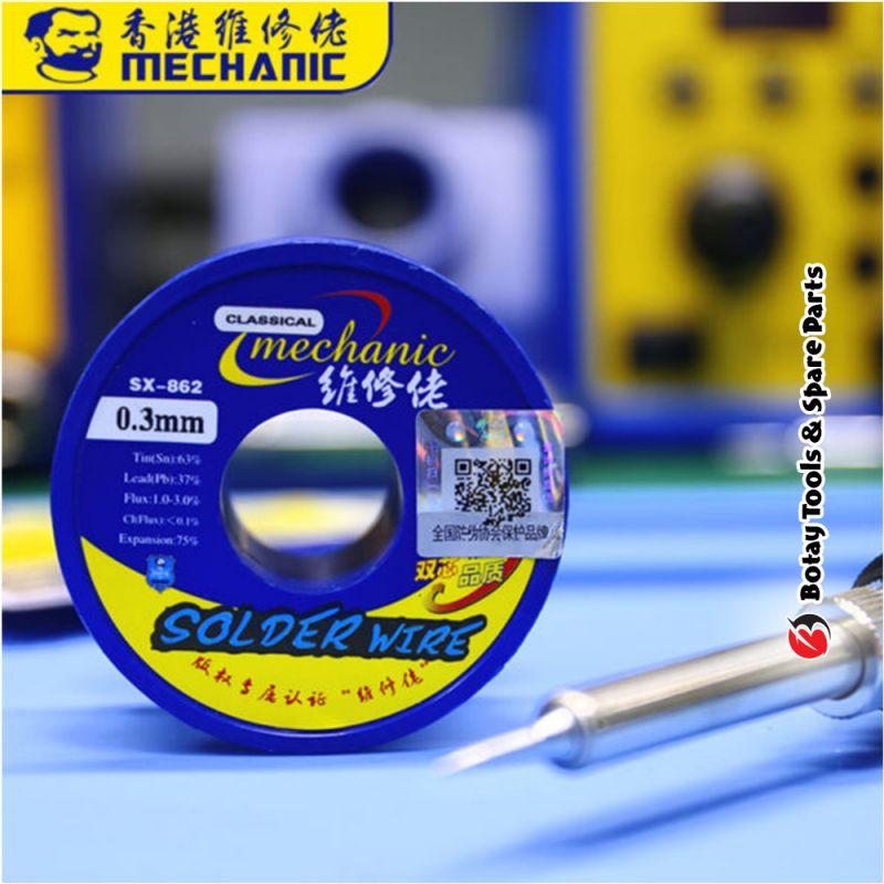 Mechanic SX-862 0.3mm Solder Wire (60g)