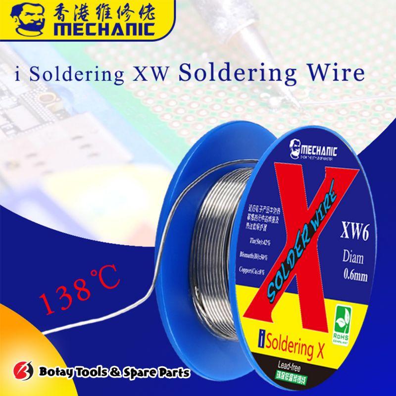 Mechanic XW6 iSoldering X Series Soldering Wire ( 40g )