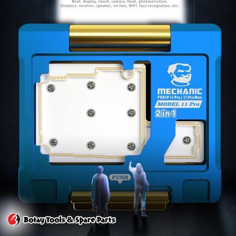 Mechanic Full-functional Test Platform Model 11 - 11 Pro