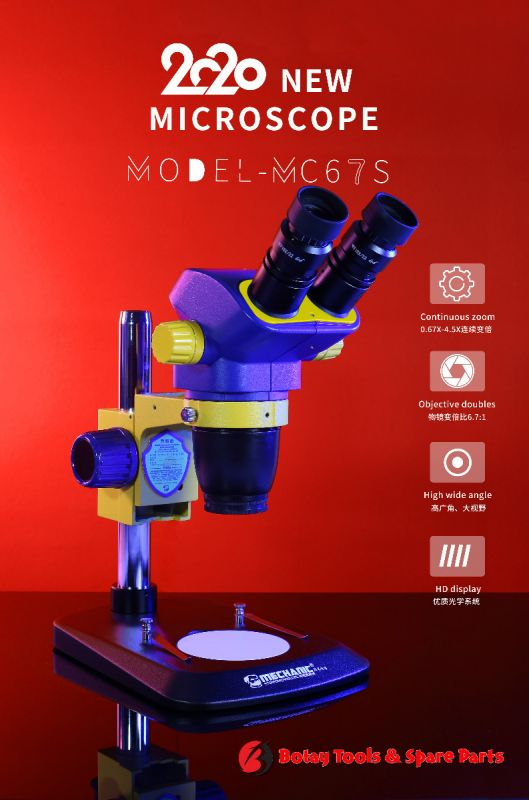 Mechanic MC67S-B6 Microscope
