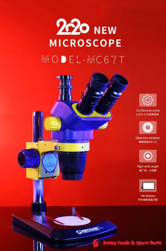 Mechanic MC67T-B6 Microscope