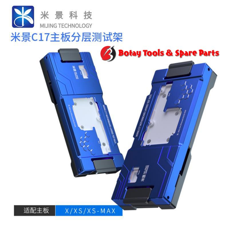 MIJING C17 Layered Test Stand for iPhone X, XS, XS Max