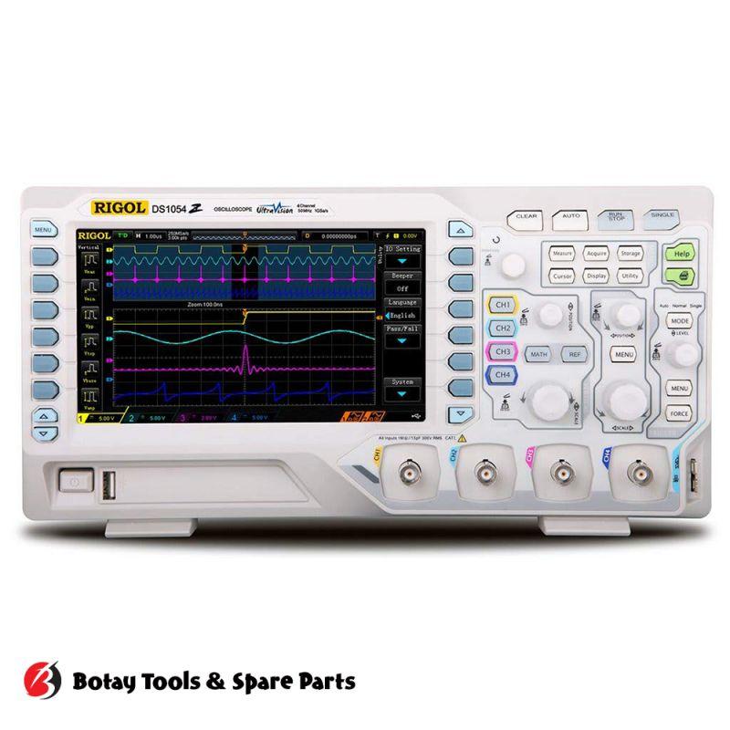 RIGOL DS1054Z 4 Channels Digital Oscilloscope