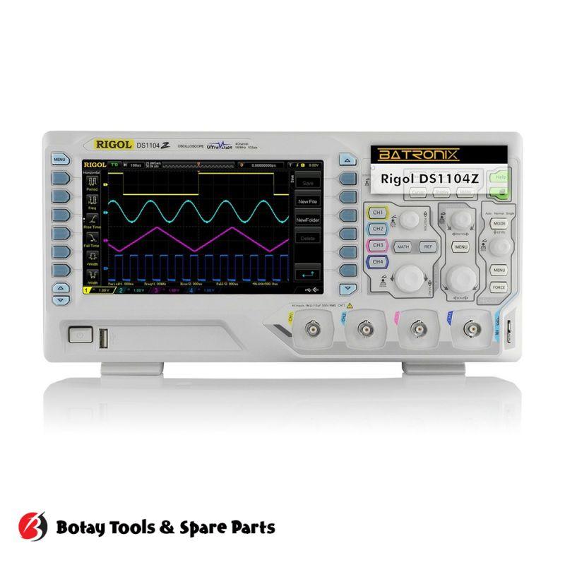 RIGOL DS1104Z 4 Channels Digital Oscilloscope