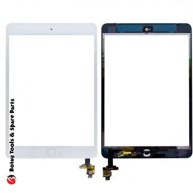 iPad mini 1- iPad mini 2 - Touch Screen Digitizer - White