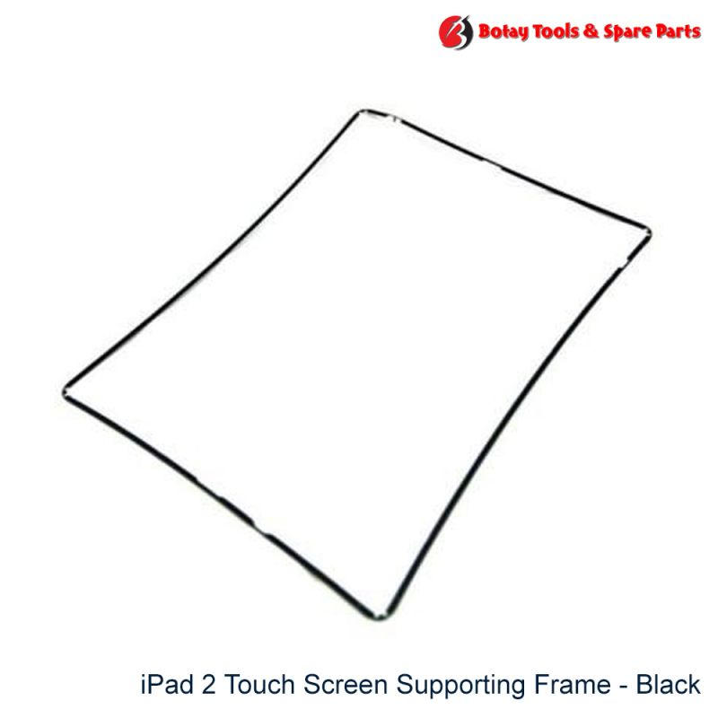 iPad 2 Touch Screen Supporting Frame - Black