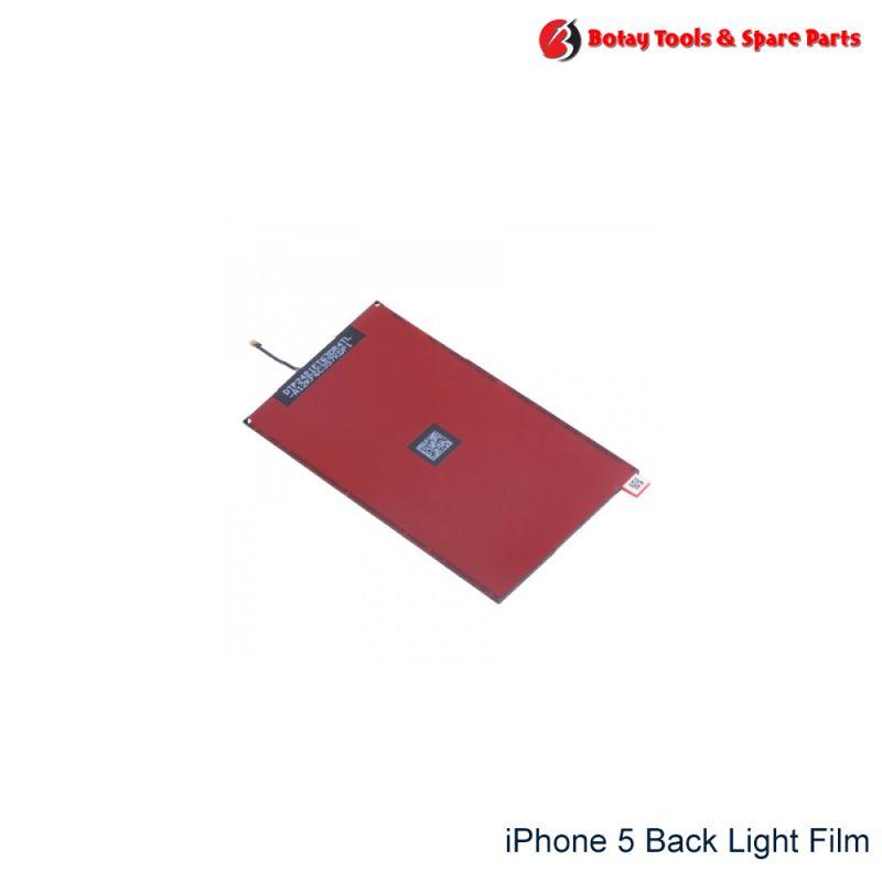 iPhone 5 Back Light Film