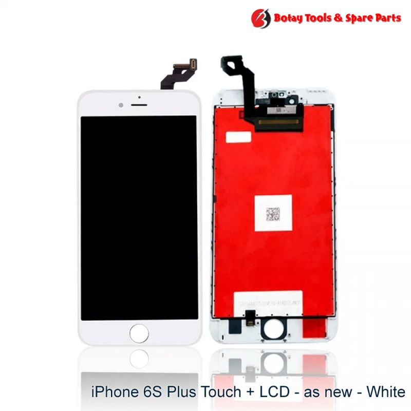 iPhone 6S Plus LCD Display and Touch Screen Digitizer Assembly - as new - White