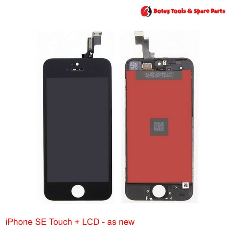 iPhone SE LCD Display and Touch Screen Digitizer Assembly - as new - Black