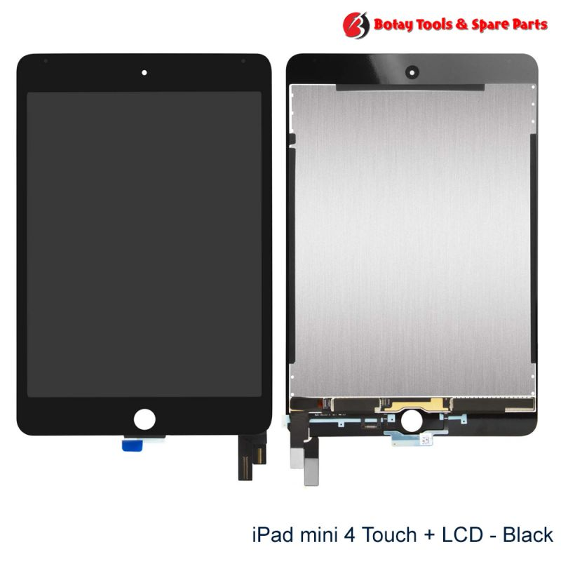 iPad mini 4 LCD Display and Touch Screen Digitizer Assembly - Black